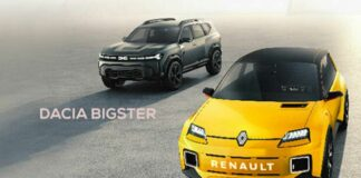 Dacia Bigstert et Renault R5 prototype