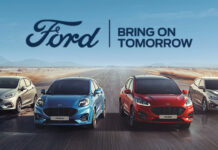 Tout l'univers Ford en finitions Business