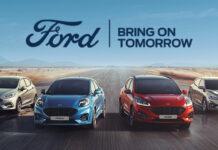 Tout l'univers Ford en finitions Business