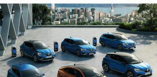 Gamme Renault E-Tech hybrides et hybrides rechargeables