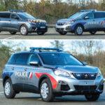 Fin 2020, le ministère de l'intérieur attendait la livraison de 1 263 Peugeot 5008 à destination de la Police et de la Gendarmerie nationales. Le cahier des charges précisait la volonté de s'équiper d'un véhicule fabriqué en France.