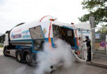 Air Liquide transport