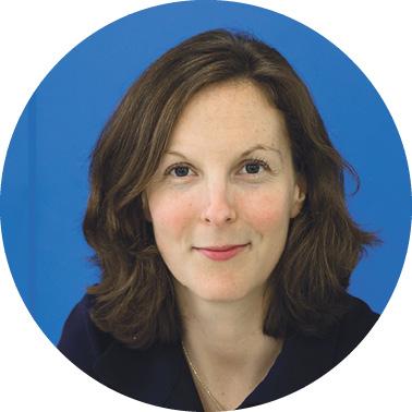 Charlotte Migne, directrice du développement durable, FM Logistic