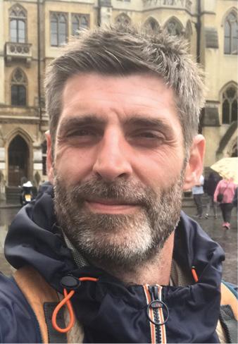 Julien Tonner, ingénieur conseil au service prévention des risques professionnels de la Cramif
