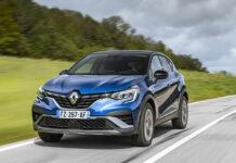 Renault Captur E-Tech Hybrid