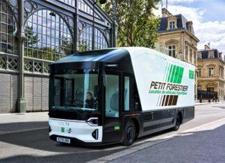 Volta Trucks VI électriques