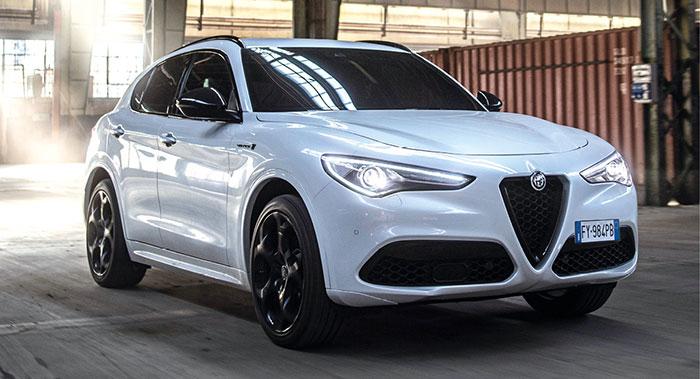 Alfa Romeo dote le Stelvio d'un kit VPC à 1 410 euros (cache-bagages et pose compris, coffre de 1 600 l). Comptez 42 000 euros TTC en diesel de 160 ch/159 g, et 51 100 euros TTC en essence avec le 2.0 Turbo de 200 ch/206 g.