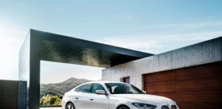 BMW i4 iX