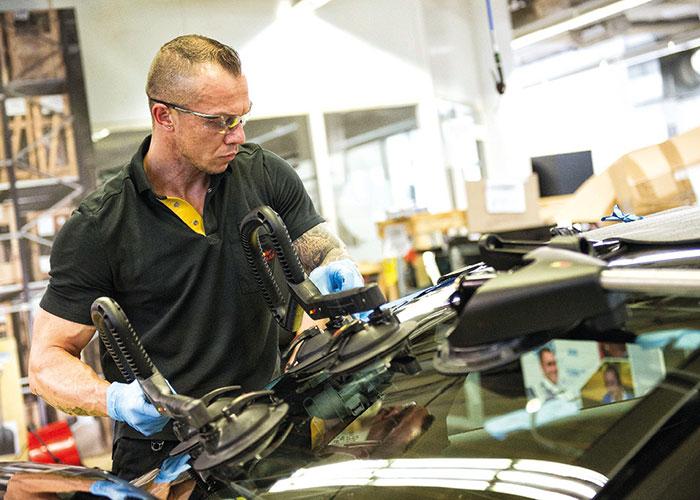 Vitrage automobile 2021 - Carglass