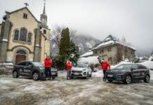 Kia Vallée de Chamonix