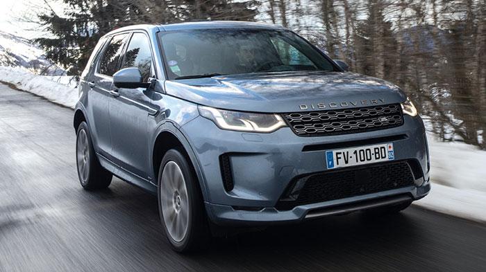 Chez Land Rover, le Discovery Sport débute en D165 de 163 ch/165 g à 39 510 euros (uniquement en boîte manuelle et deux roues motrices) et en D200 MHEV de 48 V en 204 ch/175 g à 47 590 euros (boîte auto et 4x4 obligatoirement).