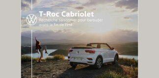 T-ROC cabriolet