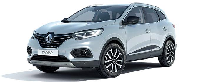 Le Renault Kadjar a encore de longs mois à vivre d'ici le début 2022, avant son renouvellement sur la plate-forme CMF-C. Pour l'heure, il est commercialisé à 24 416 euros en essence en 140 ch/143 g. Le kit VU est facturé 1 010 euros.