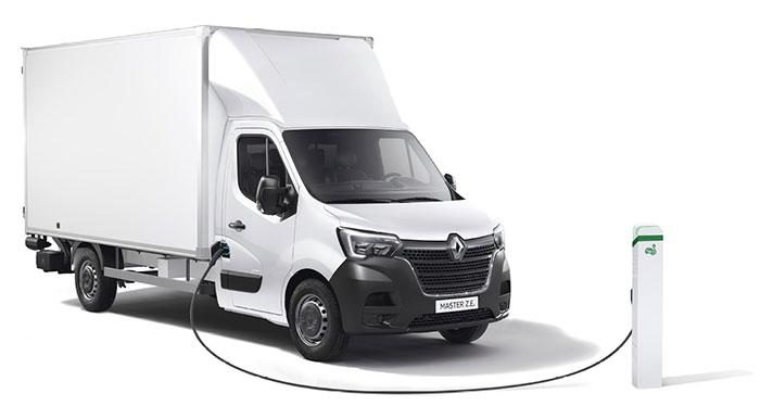 Renault Master Electric