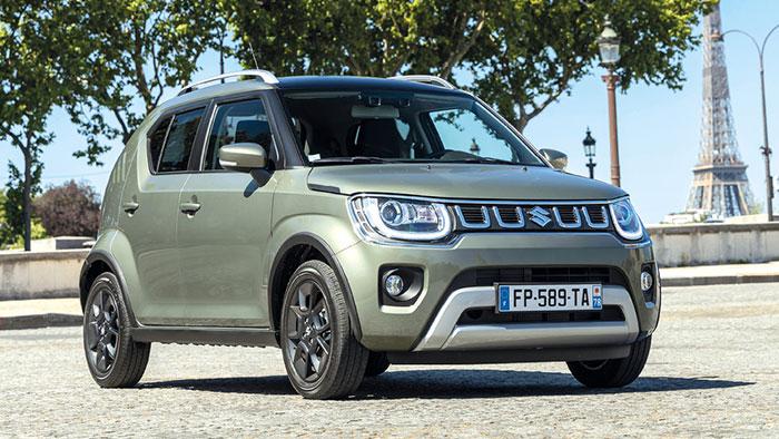 Le japonais Suzuki fait bénéficier sa petite citadine Ignis aux allures de SUV du 1.2 Dualjet à hybridation légère MHEV de 12 V en 83 ch/114 g pour 14 540 euros TTC. Un tarif auquel s'ajoute le kit VU à 437 euros.
