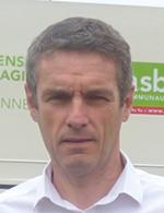 Benoît Weinling, responsable du parc automobile de la ville et de l'Eurométropole de Strasbourg