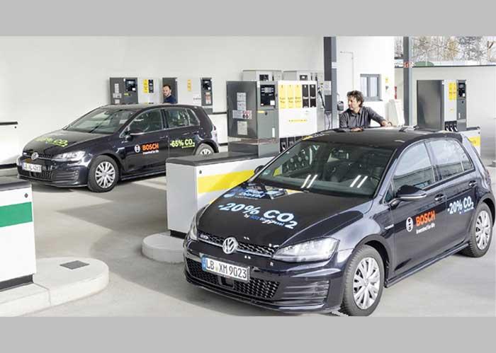 Volkswagen, Bosch et Shell : carburant à base d'huile alimentaire usagée R33 Blue Diesel
