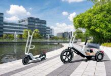 BMW concepts Dynamic Cargo et Clever Commute