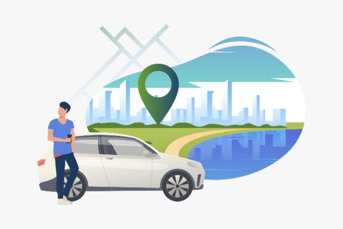 Freenow Share Now autopartage