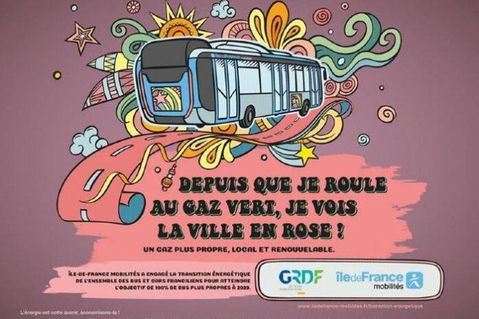 Île-de-France Mobilités Bus