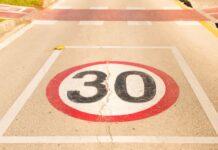 limitation 30km/h Paris
