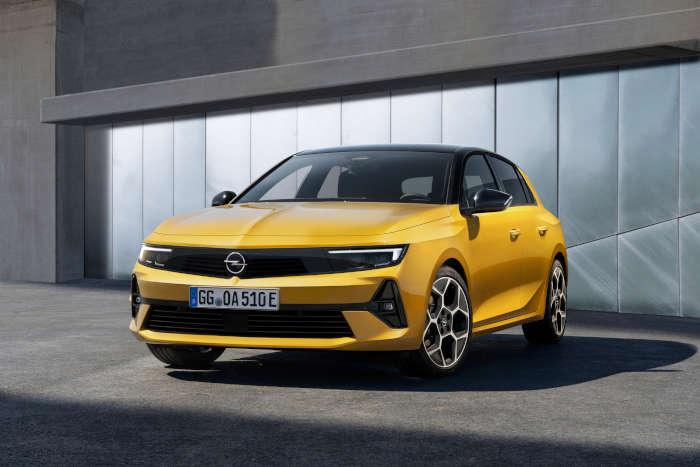 Opel Astra AV