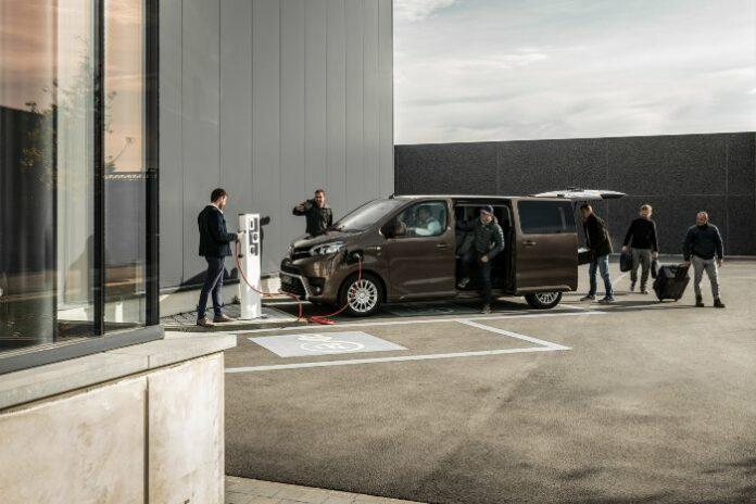 EDF Toyota mobilité électrique