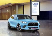 voiture moyenne 2020 argus