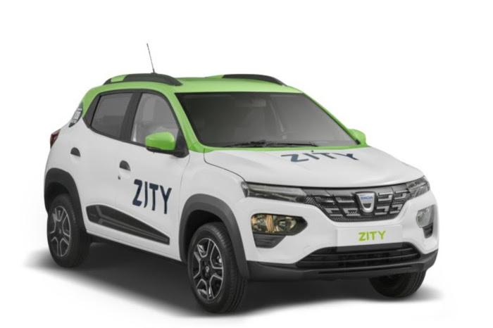 Zity Dacia Spring