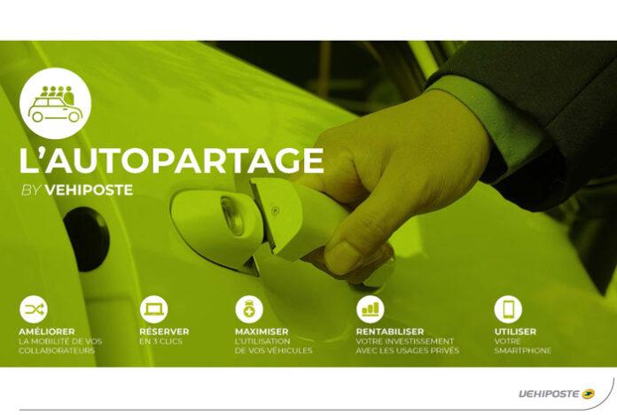 Autopartage Vehiposte