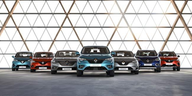 Gamme Renault Arkana Business