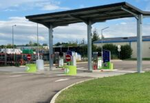 Gaz'up station multi-énergies Digoin