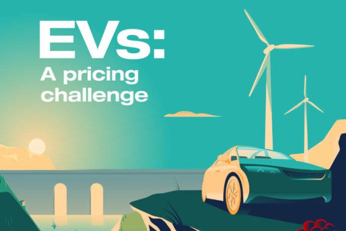 rapport Jato Dynamics sur l'évolution du prix moyen des BEV entre 2011 et 2021