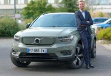 Sebastien Meunier Volvo