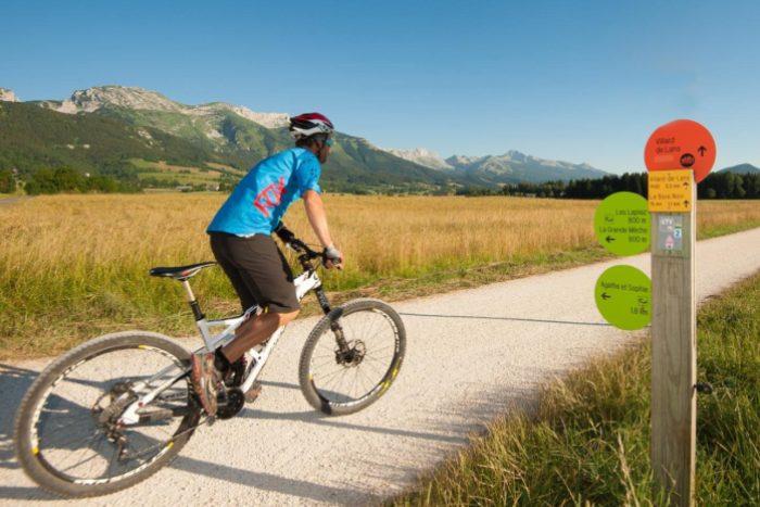 Vélos Massif du Vercors