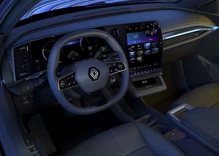 Renault Megane E-Tech Electric