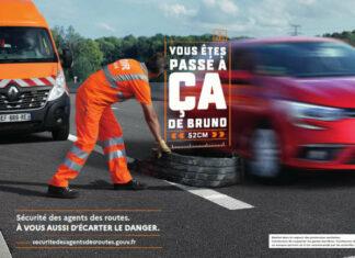 affiche campagne securite agents