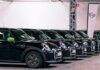 240 Mini Electric pour la flotte belge de Deloitte