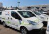 Spie UK équipe ses e-NV 200 avec Rhino Products
