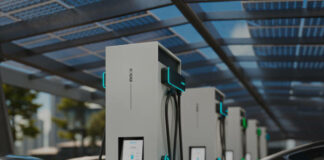 Partenariat Bridgeston EVBox recharge