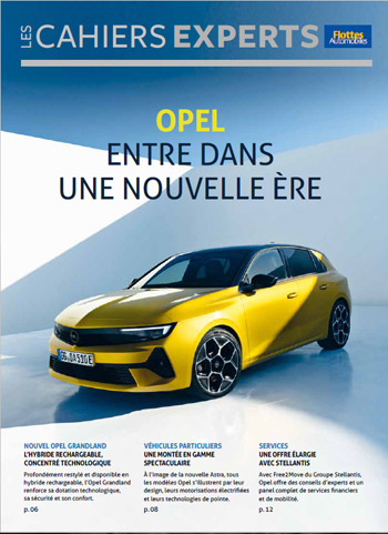 Cahier Experts Opel