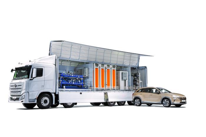 Hyundai H Moving Station