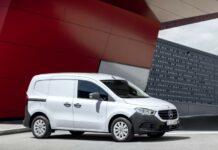 Mercedes nouveau Citan