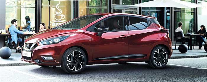 Fabriquée à Flins et donc plus française que sa cousine Renault Clio, la Nissan Micra lui reprend le 3-cylindres 1.0 de 92 ch/123-130 g à 16 990 euros en boîte manuelle, et à 18 390 euros en boîte auto avec un CO2 qui bondit à 138-146 g.