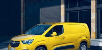 La capacité de chargement de l'Opel Combo-e Cargo reste inchangée par rapport à la version thermique.