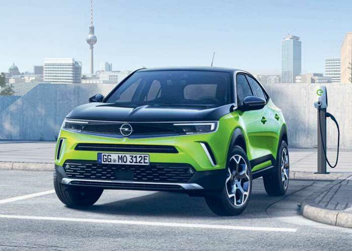 Nouvel Opel Mokka-e 100 % électrique