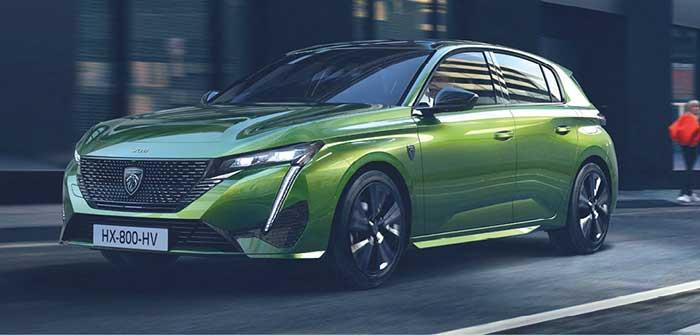 La prochaine génération de la Peugeot 308 est en cours de commercialisation. Deux motorisations hybrides rechargeables sont notamment au programme : PHEV de 180 ch/24-27 g à 36 800 euros et PHEV de 225 ch/27 g à 43 300 euros.