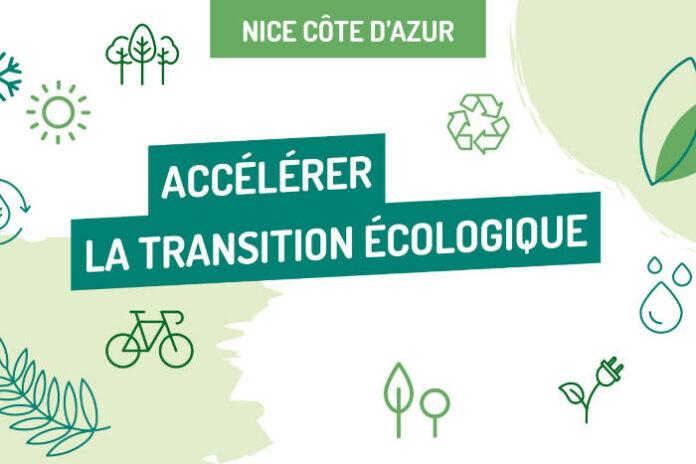 PLan de transition écologique urbaine de la métropole Nice Côte d'Azur