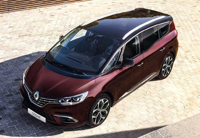 Le Renault Scénic n'est plus proposé qu'avec le 1.4 turbo-essence en 115 ch/143 g à 29 300 euros, ou en 140 ch/143 g à 32 000 euros. La version allongée 7 places Grand Scénic nécessite 2 000 euros de plus pour un CO2 supérieur de 2 g.