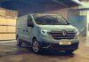Renault Trafic 2022 : profondément restylé